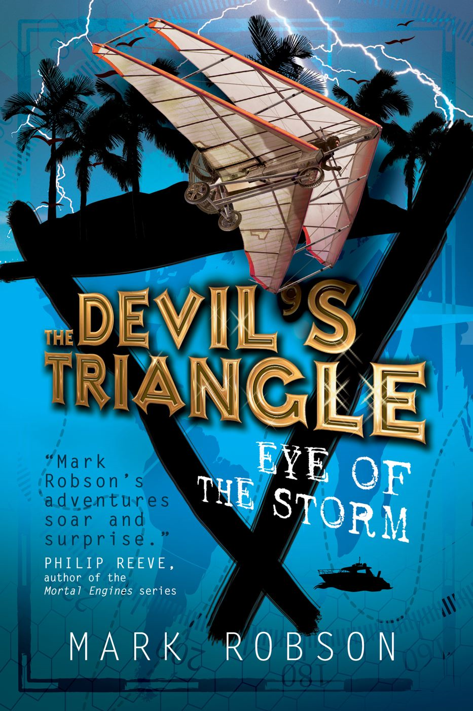 The Devil's Triangle: Eye of the Storm By: Mark Robson