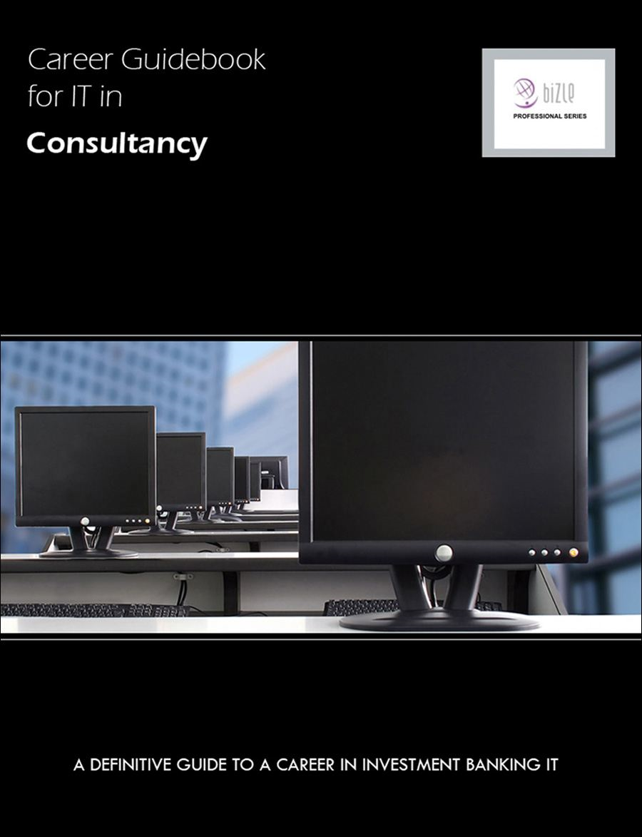 Career Guidebook for IT in Consultancy By: