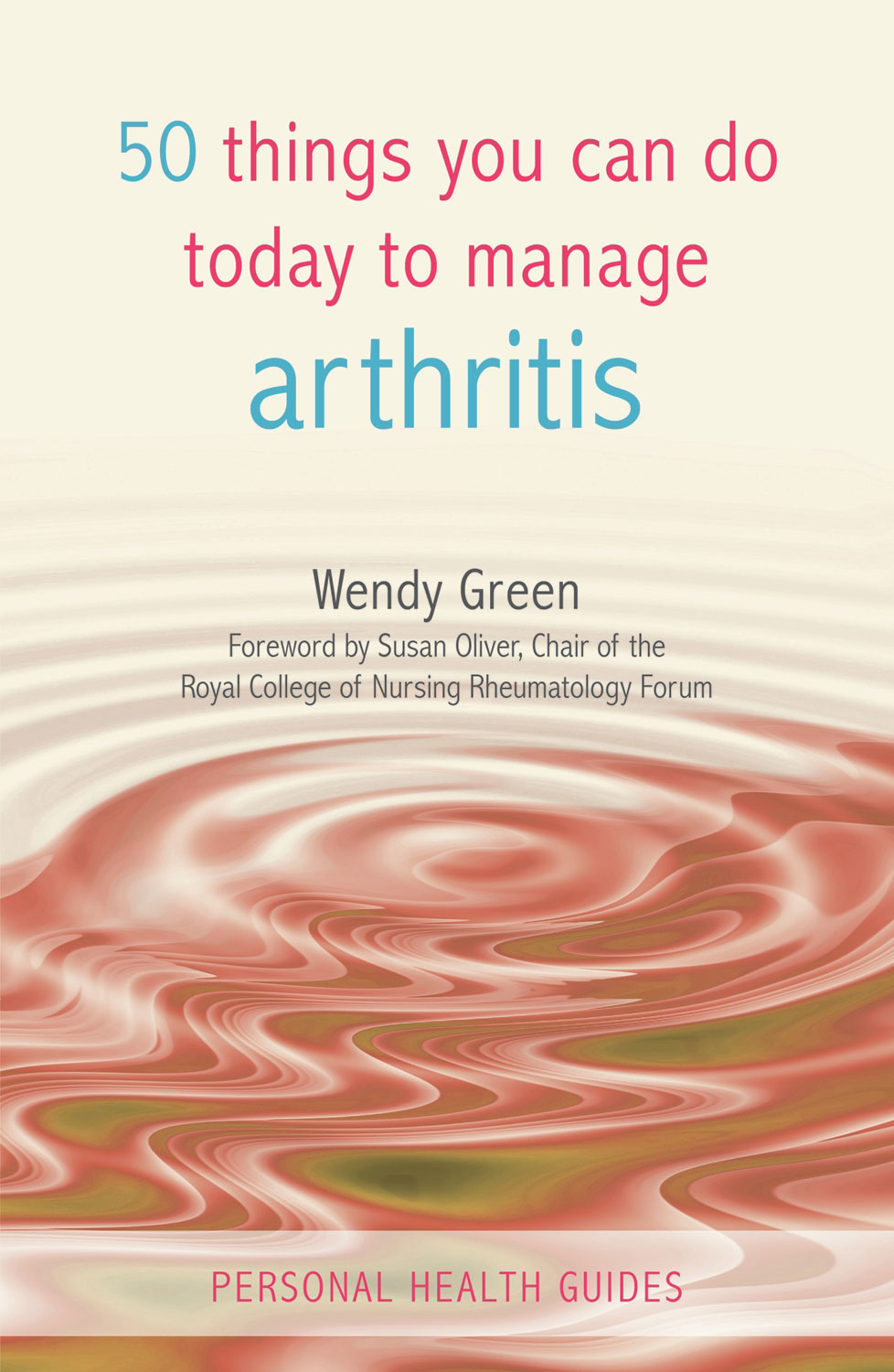50 Things You Can Do Today to Manage Arthritis By: Wendy Green