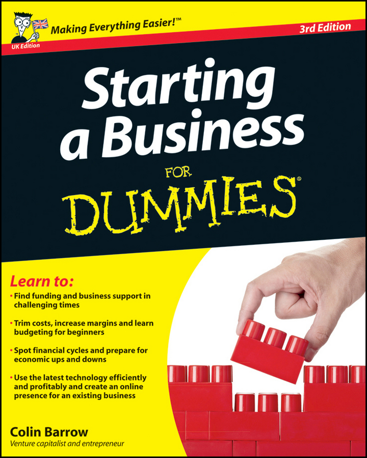 Starting a Business For Dummies By: Colin Barrow