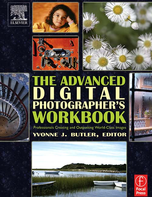 The Advanced Digital Photographer's Workbook Professionals Creating and Outputting World-Class Images