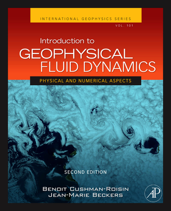 Introduction to Geophysical Fluid Dynamics Physical and Numerical Aspects