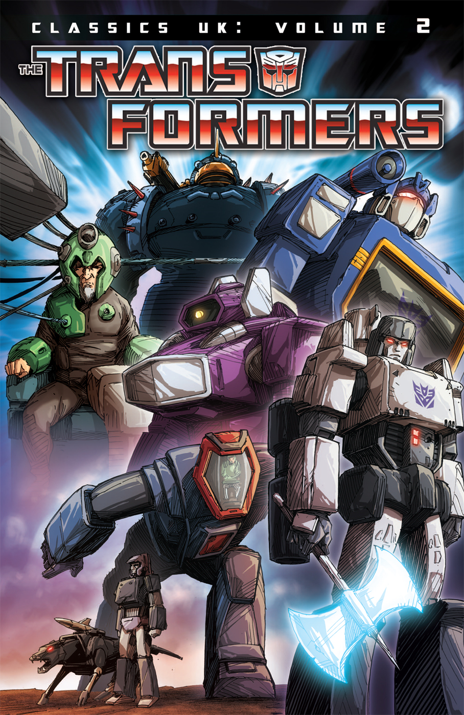 Transformers: Classics - UK Vol. 2