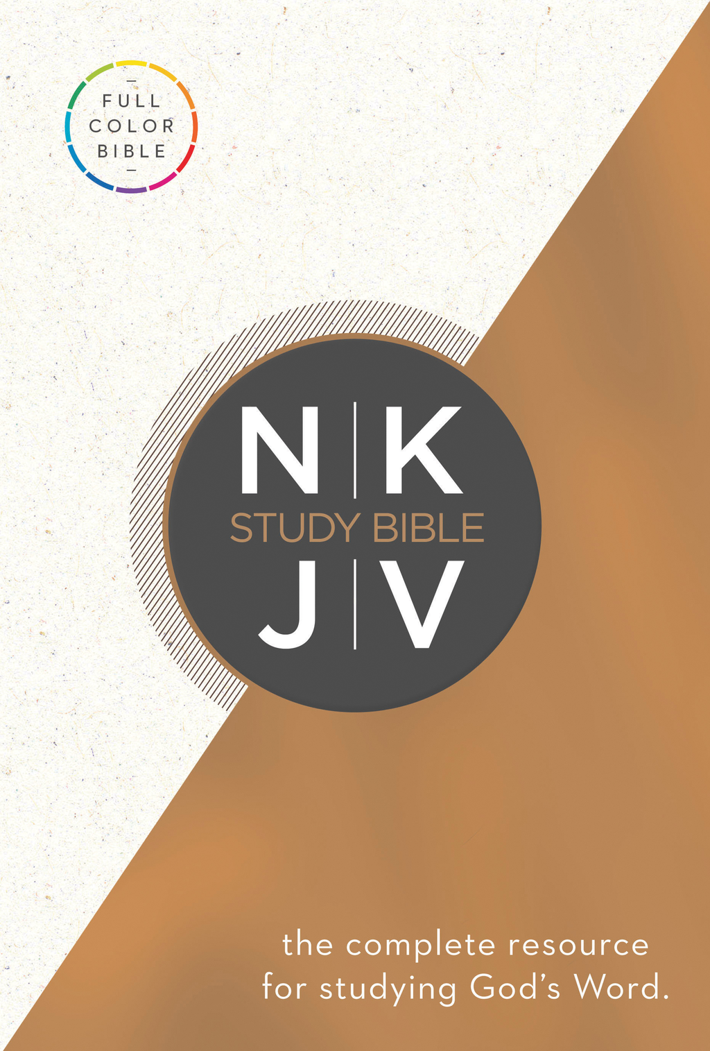 The NKJV Study Bible Full-Color Edition