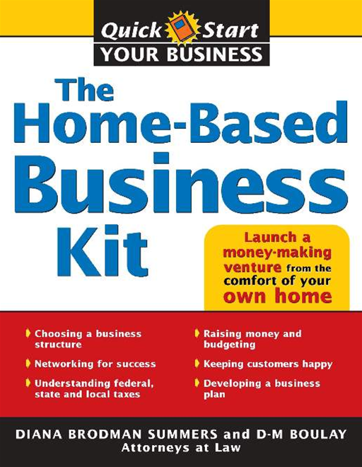 Home-Based Business Kit: From Hobby to Profit