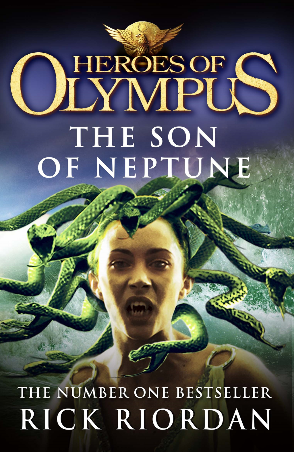 Heroes of Olympus: The Son of Neptune: The Son of Neptune
