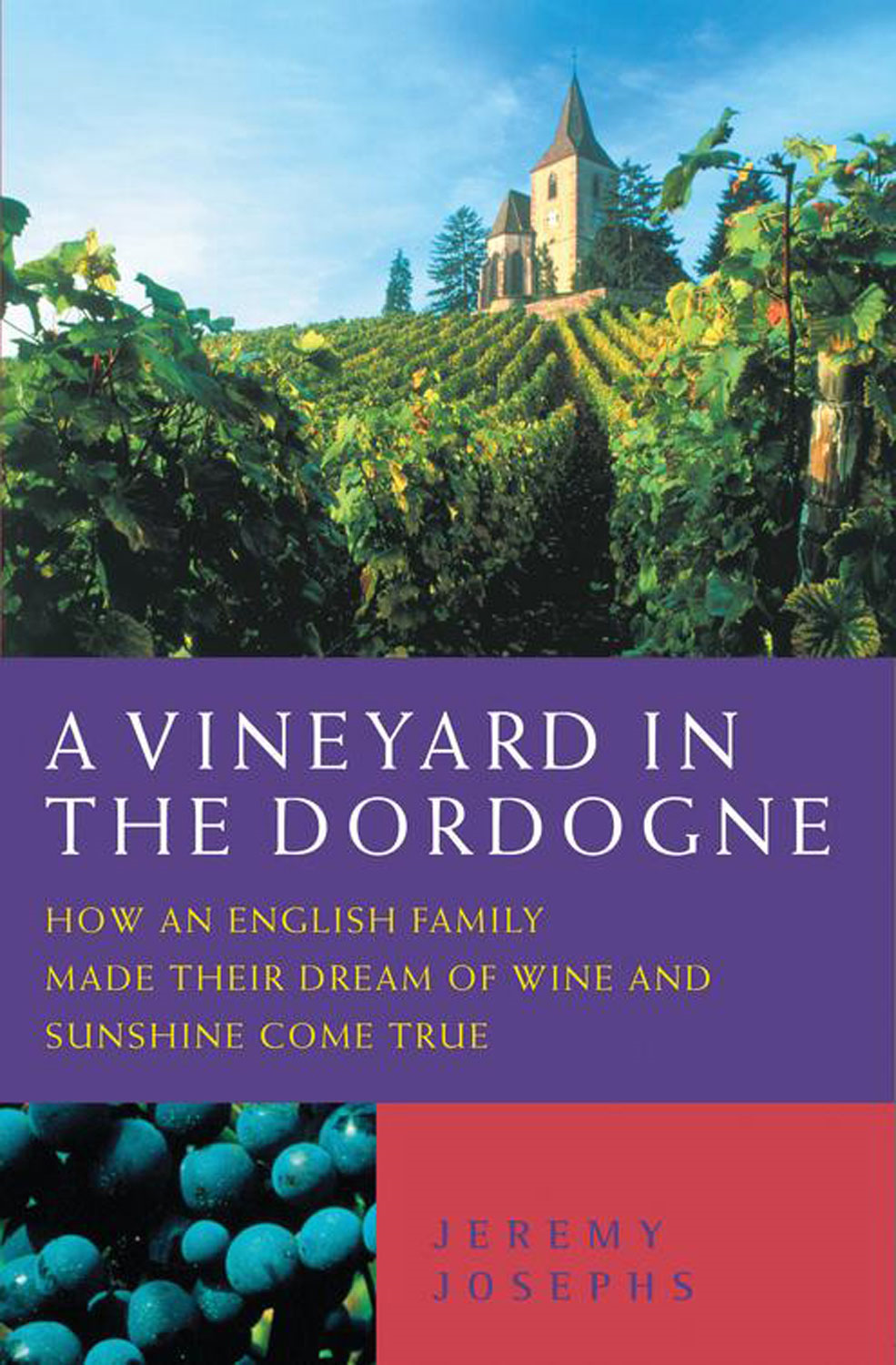 A Vineyard in the Dordogne By: Jeremy Josephs