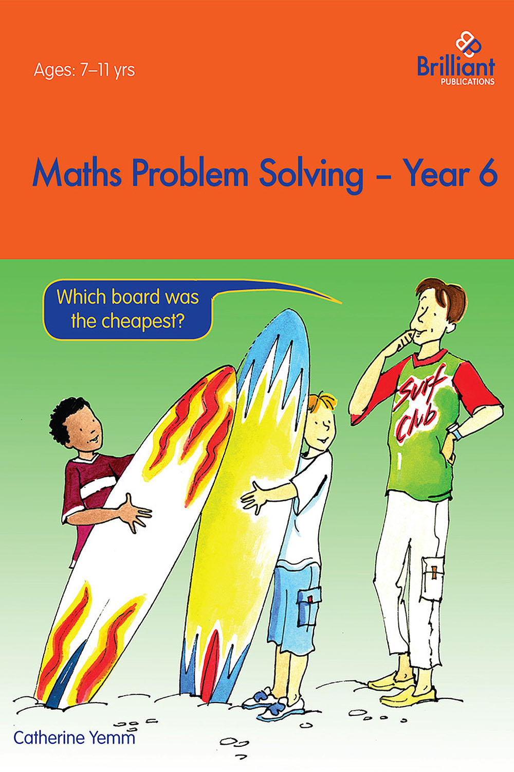 Maths Problem Solving Year 6