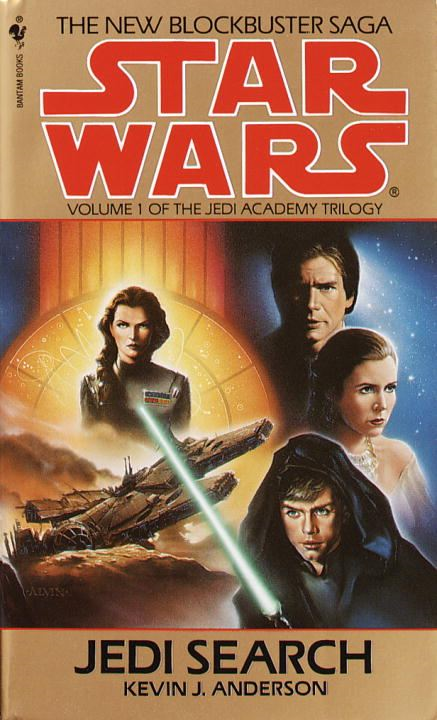 Jedi Search: Star Wars (The Jedi Academy)