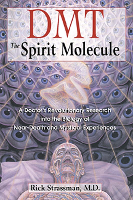 DMT: The Spirit Molecule: A Doctor's Revolutionary Research into the Biology of Near-Death and Mystical Experiences By: Rick Strassman, M.D.