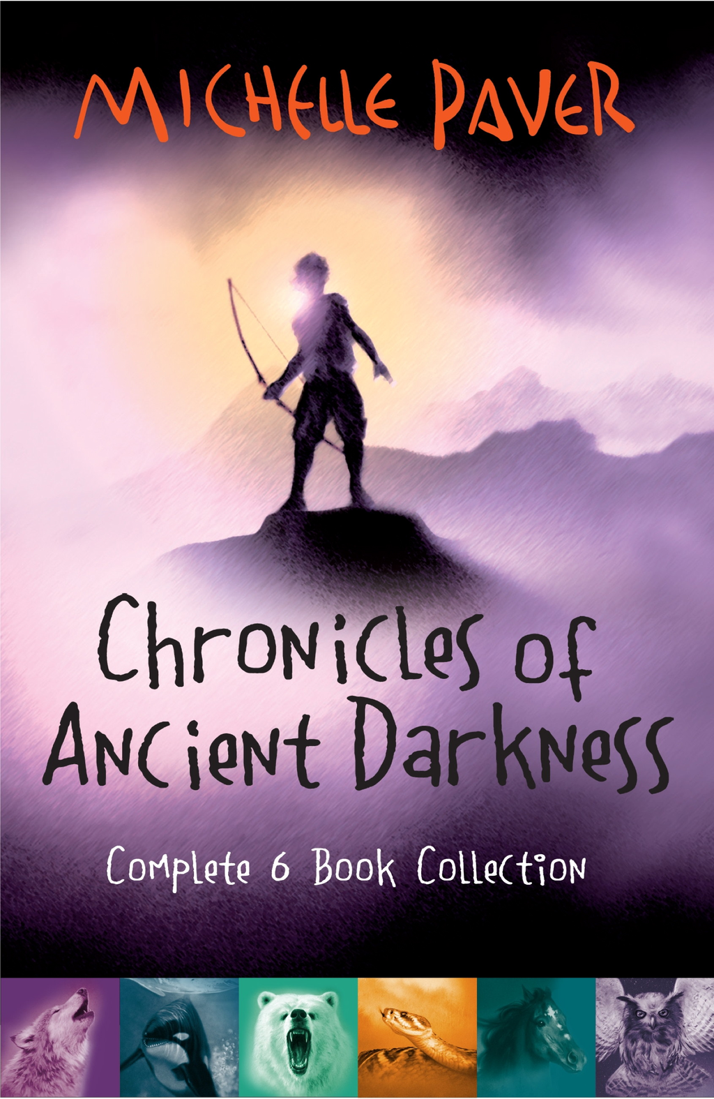 Chronicles of Ancient Darkness Complete eBook Collection