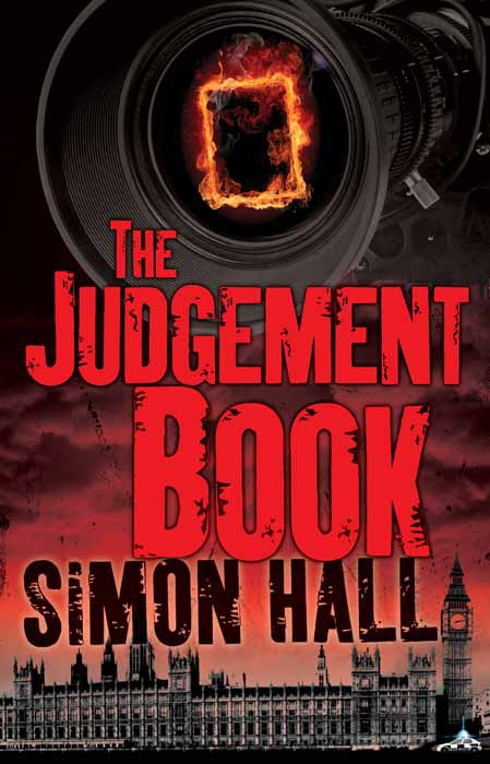 The Judgement Book By: Simon Hall
