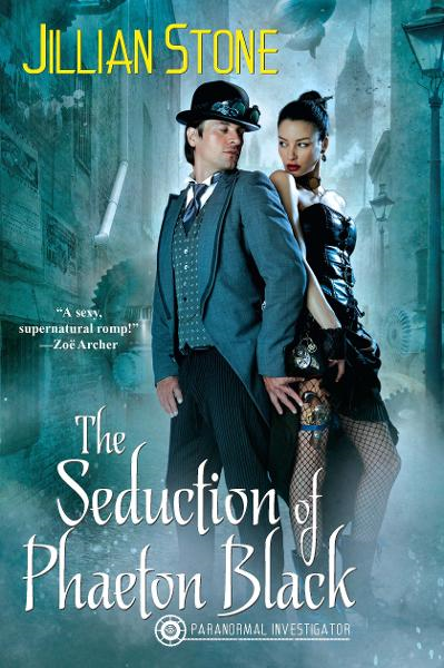 The Seduction of Phaeton Black By: Jillian Stone
