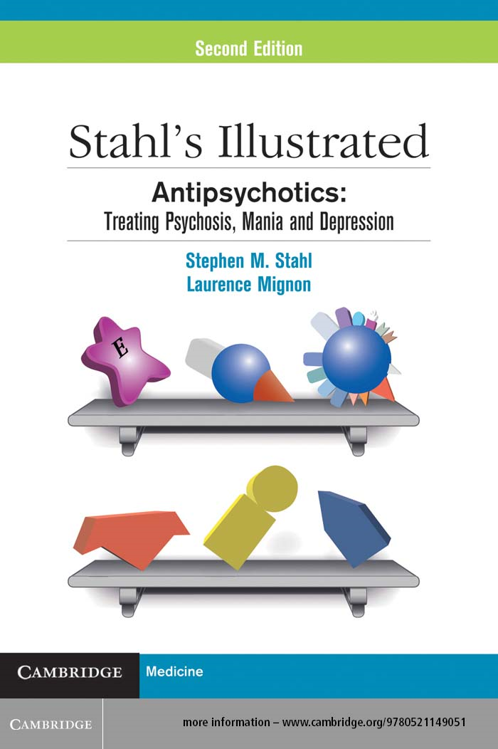 Stahl's Illustrated Antipsychotics Treating Psychosis,  Mania and Depression