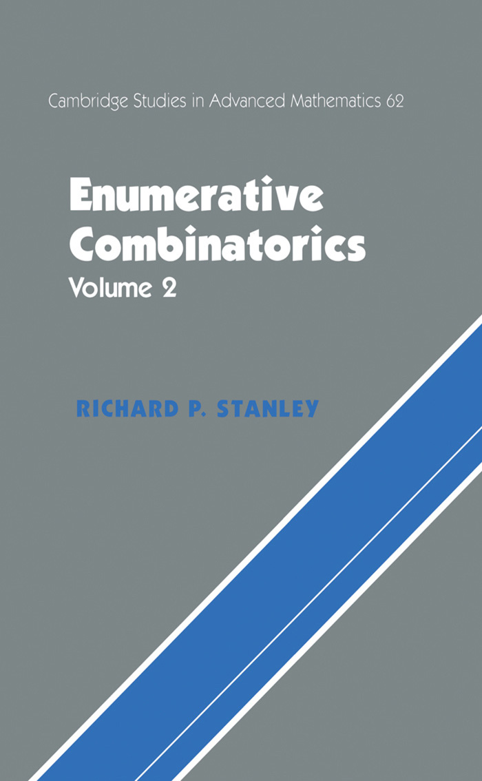 Enumerative Combinatorics: Volume 2
