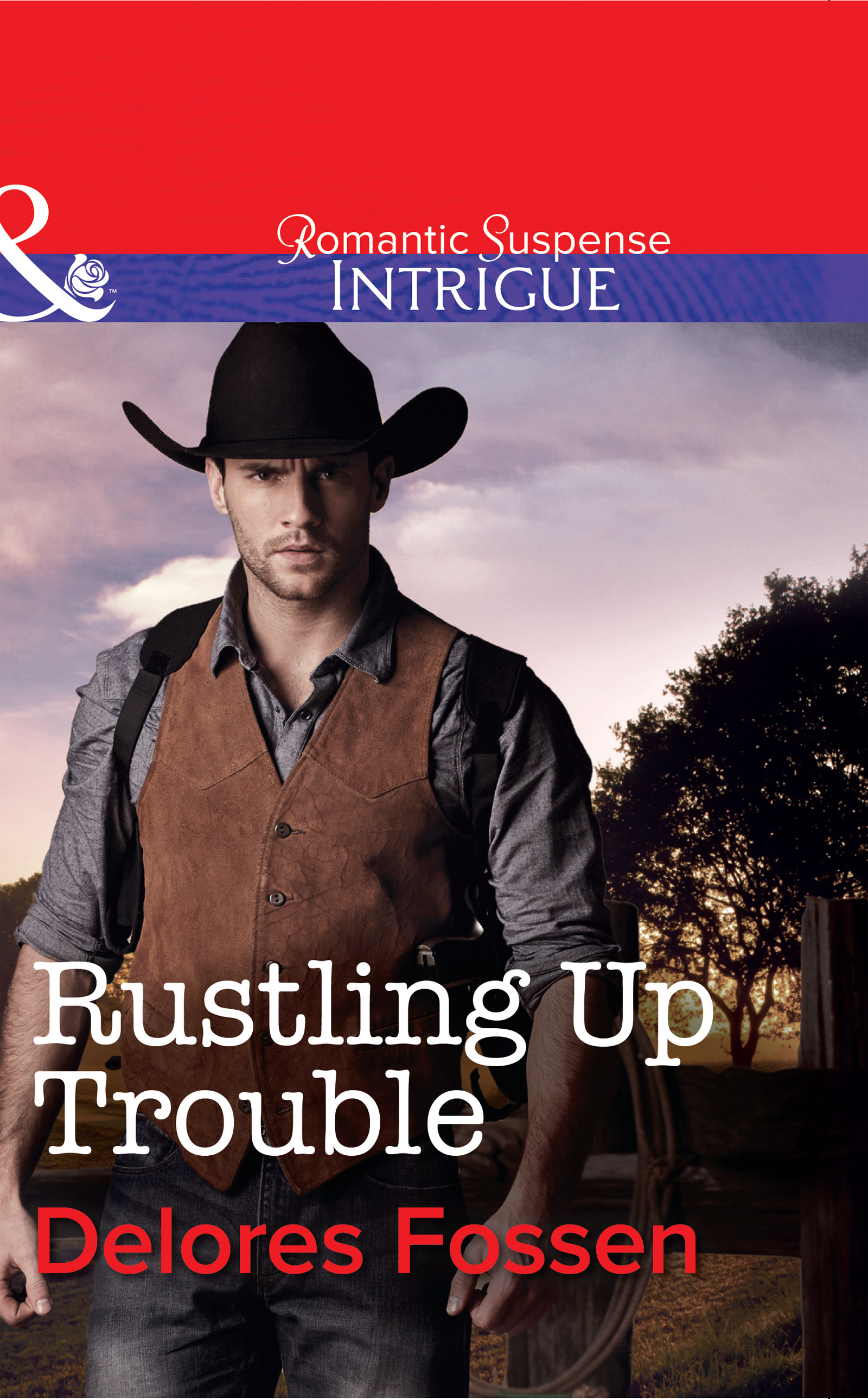Rustling Up Trouble (Mills & Boon Intrigue) (Sweetwater Ranch - Book 3)