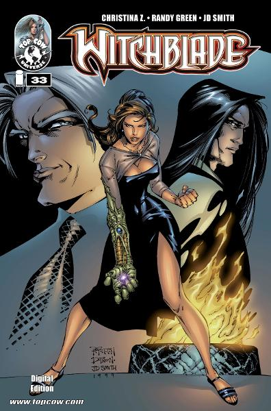 Witchblade #33 By: Christina Z, David Wohl, Marc Silvestr, Brian Haberlin, Ron Marz