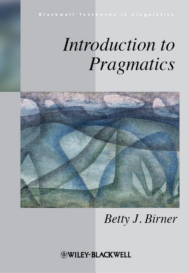 Introduction to Pragmatics