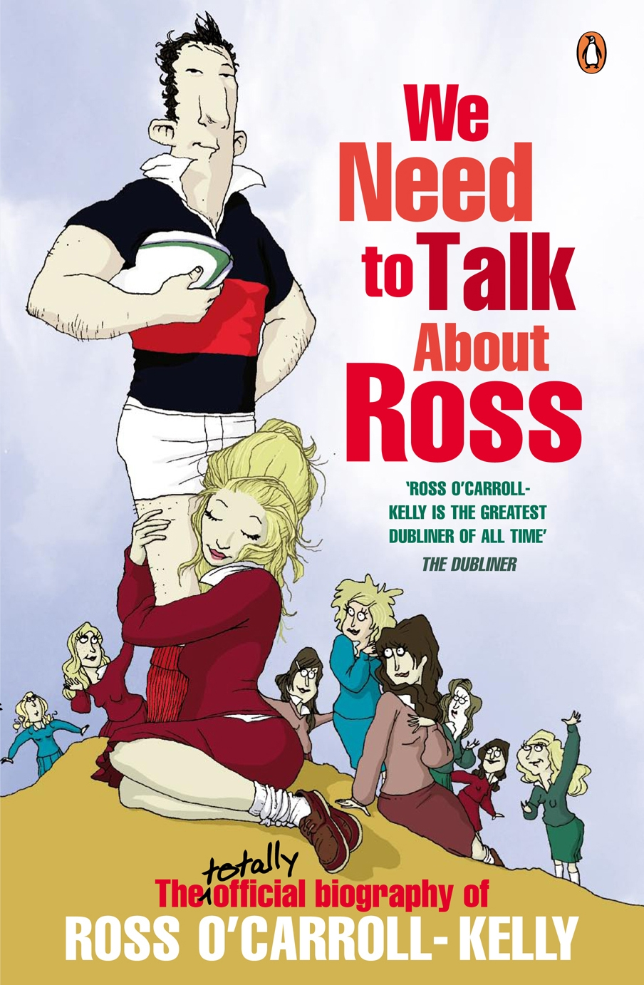 We Need To Talk About Ross