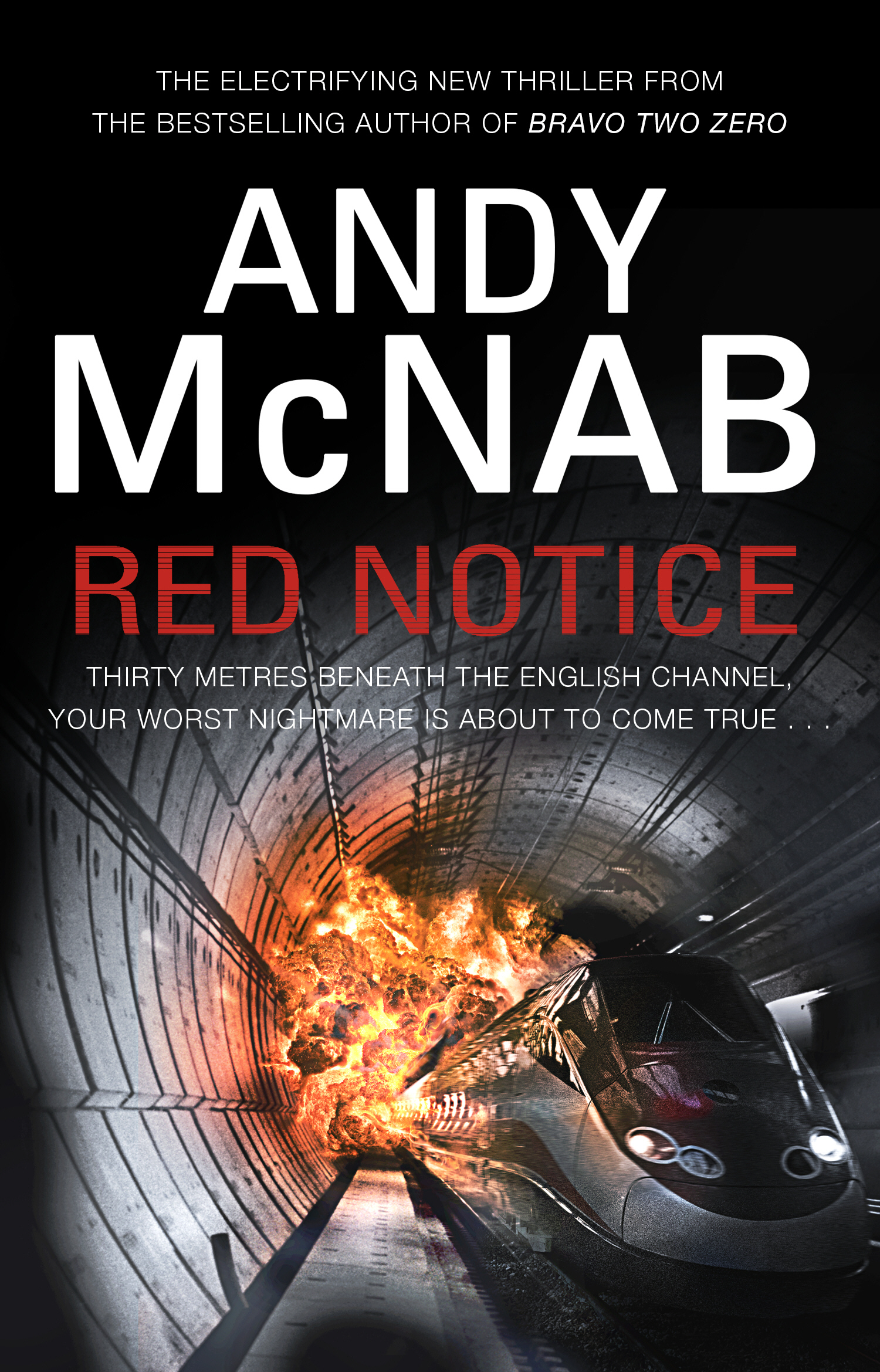 Red Notice (Tom Buckingham Thriller 1)
