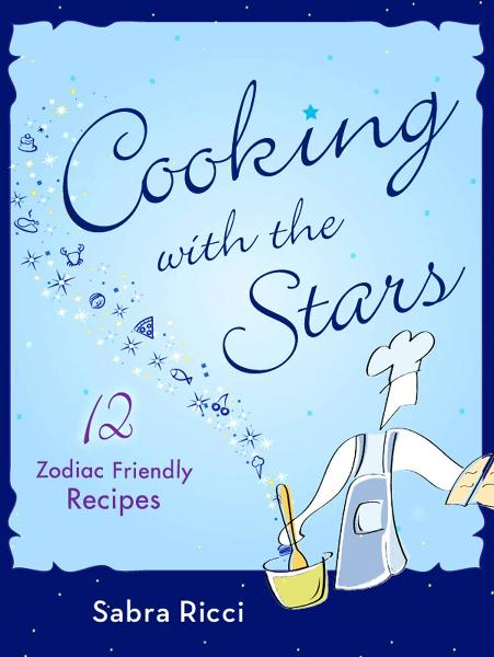 Cooking with the Stars By: Sabra Ricci