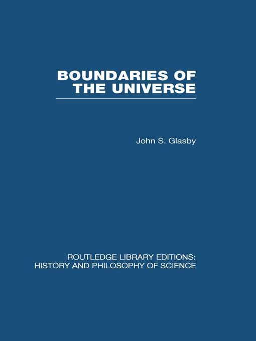 Boundaries of the Universe