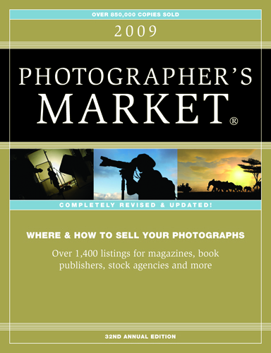 2009 Photographer's Market - Articles