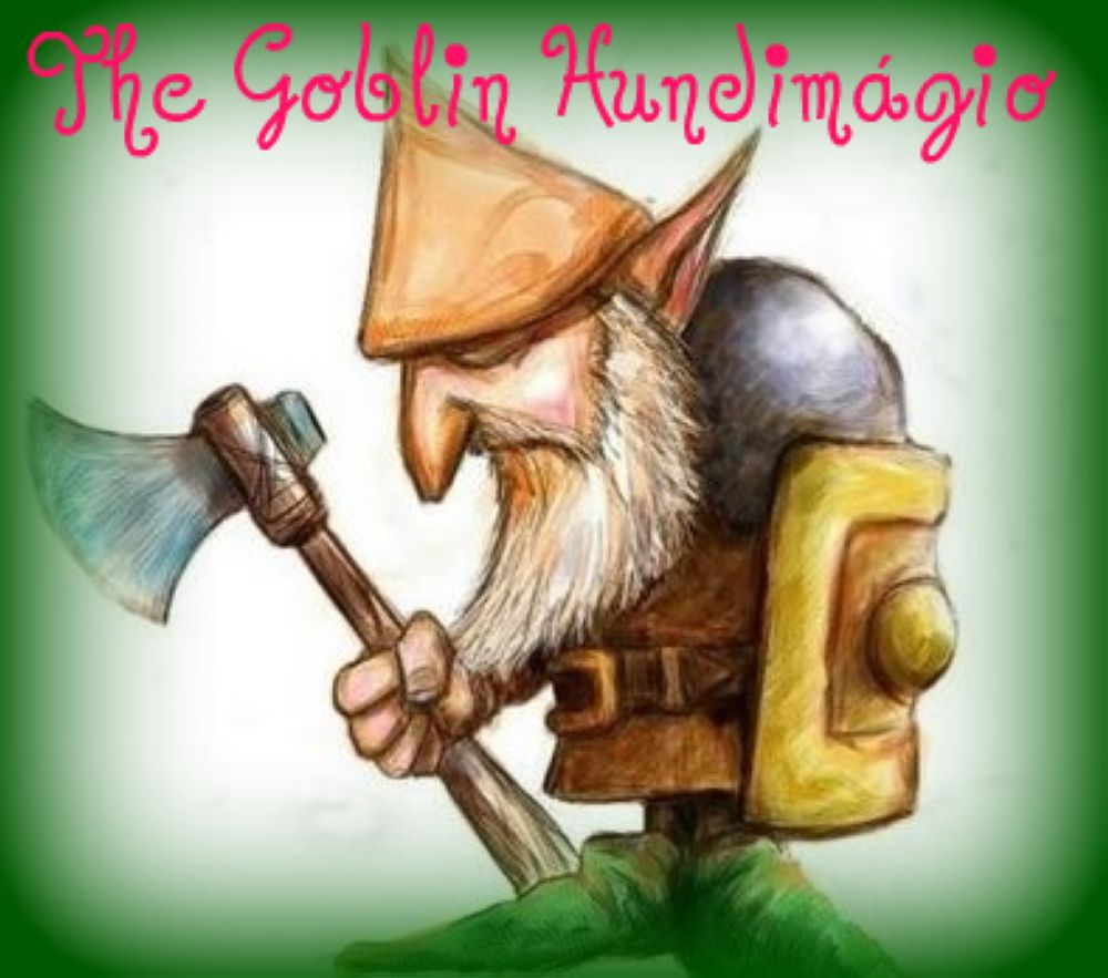 The Goblin Hundimagio. By: Alejandro Roque Glez