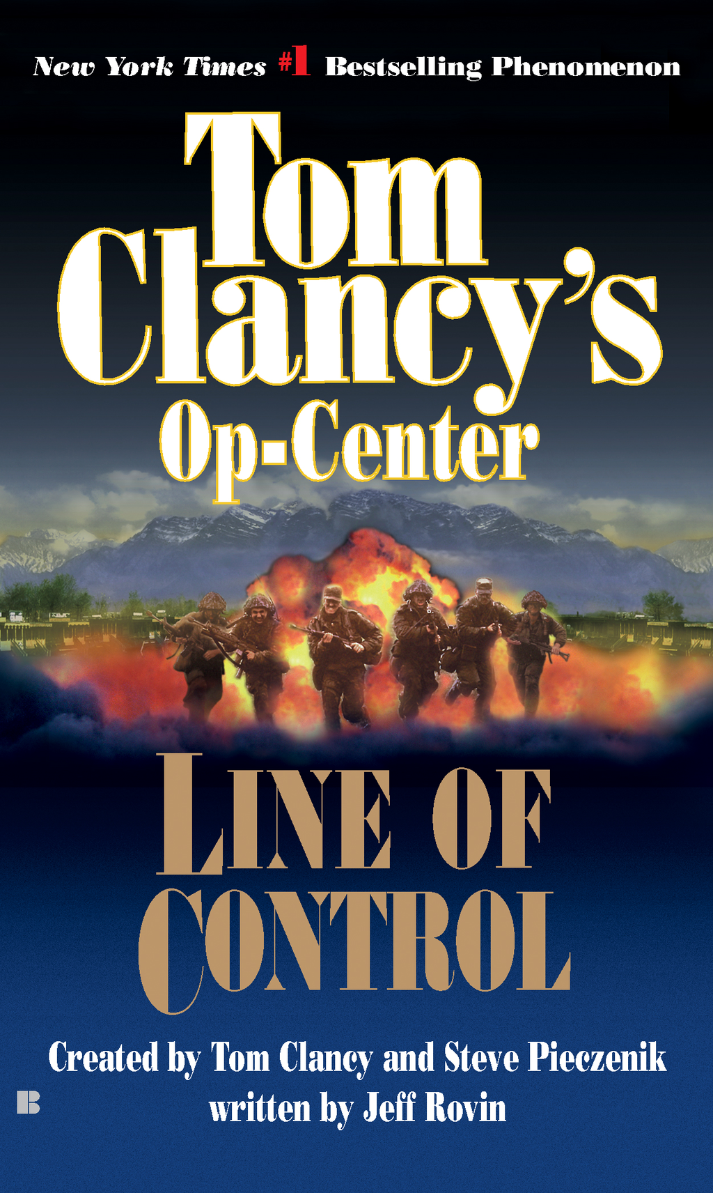 Line of Control: Op-Center 08