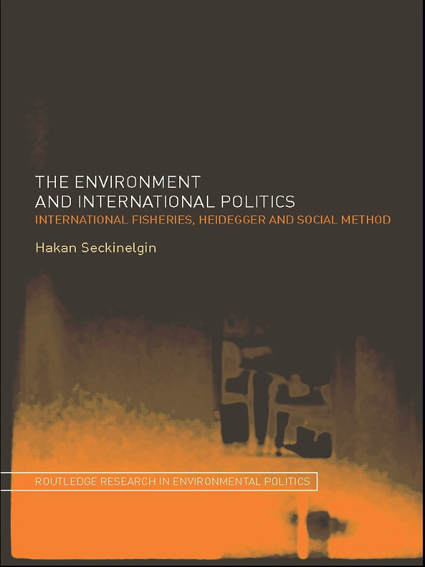 The Environment and International Politics