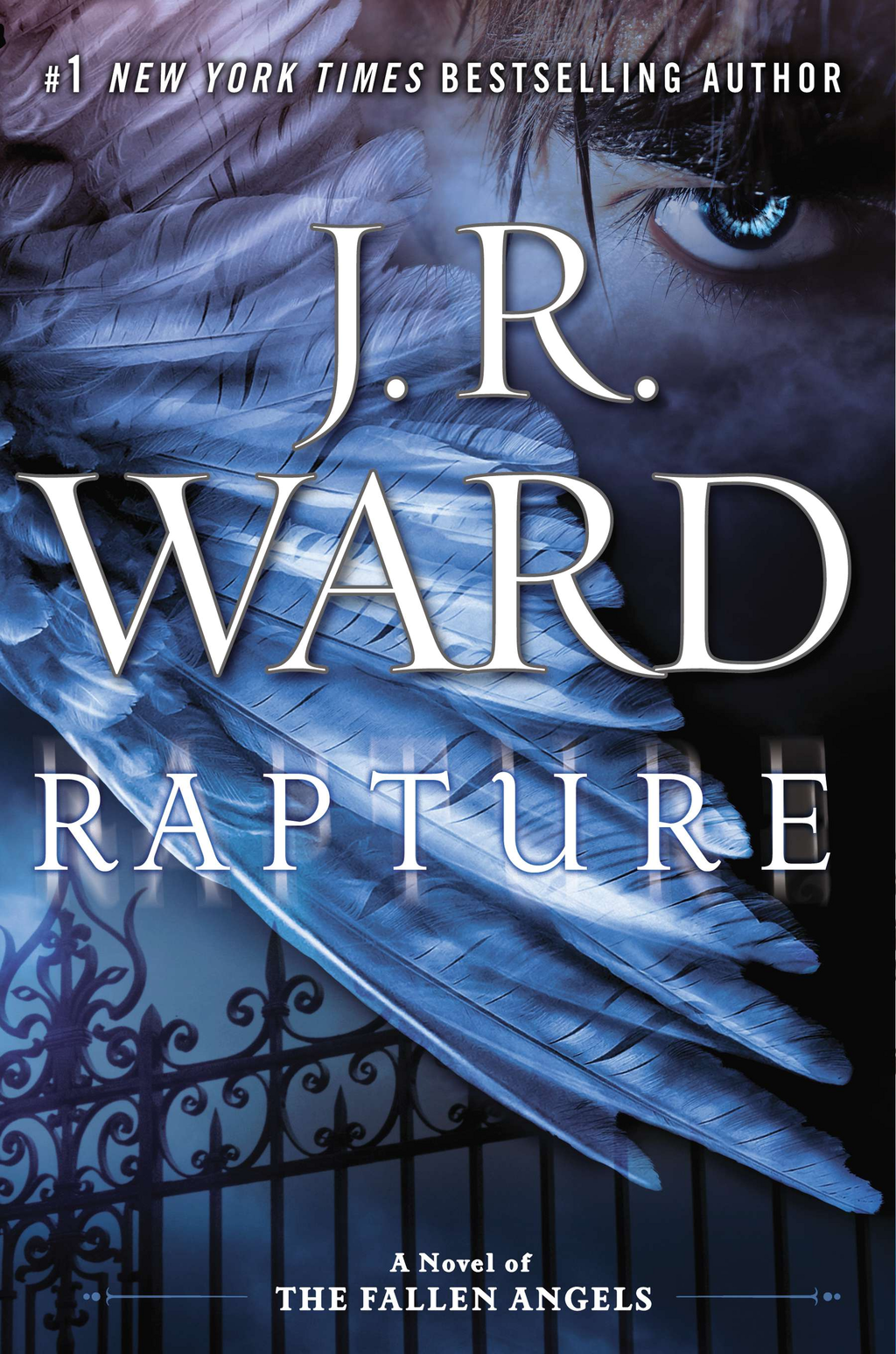 Rapture By: J.R. Ward