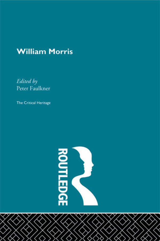 William Morris The Critical Heritage