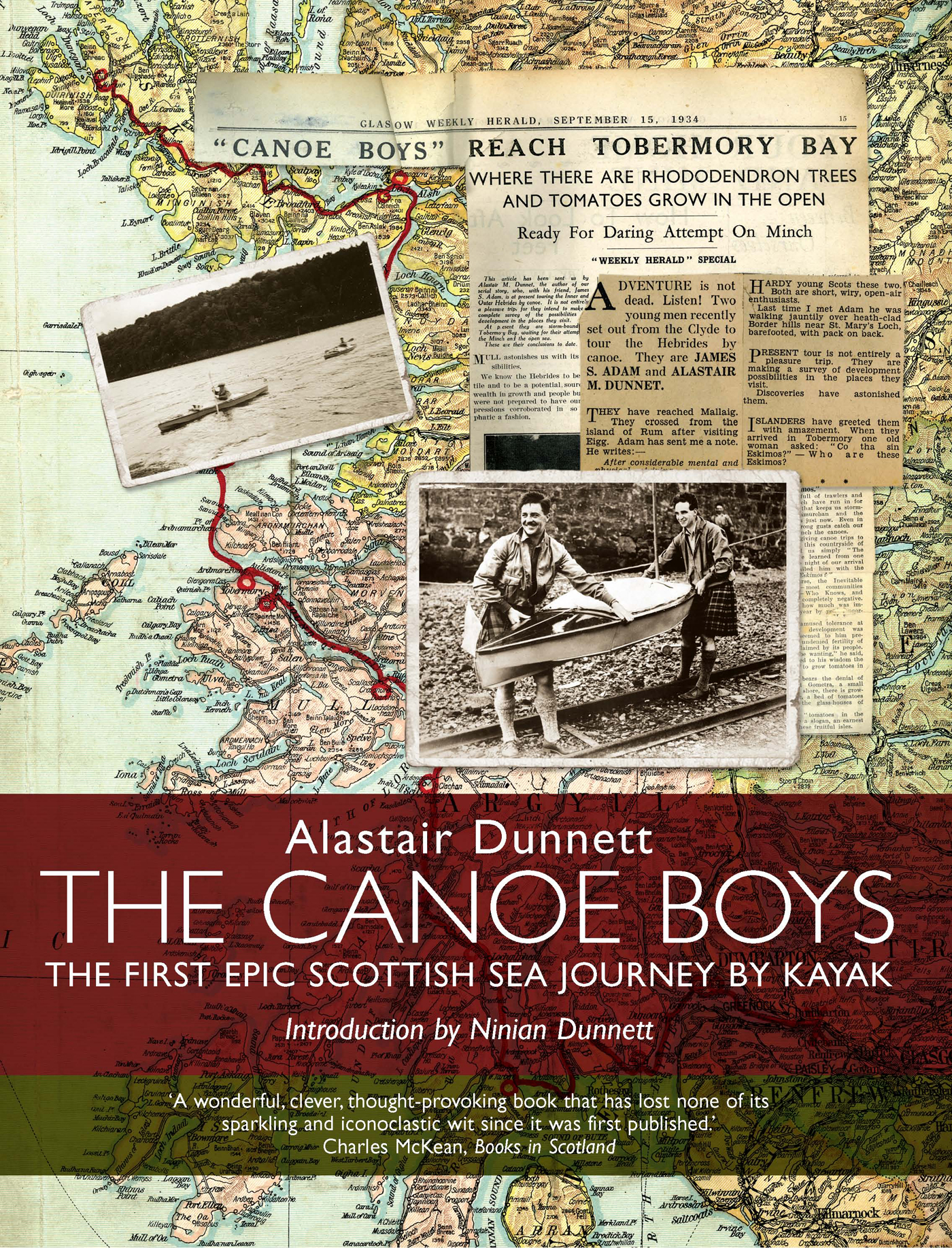 The Canoe Boys
