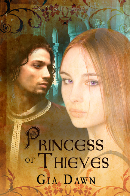 Princess of Thieves By: Gia Dawn