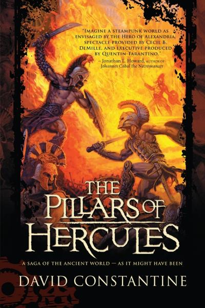 Pillars of Hercules By: David Constantine