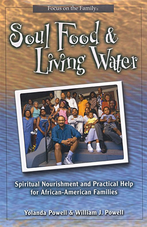 Soul Food And Living Water: Spiritual Nourishment And Practical Help For African American Families