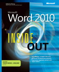 Microsoft Word 2010 Inside Out:
