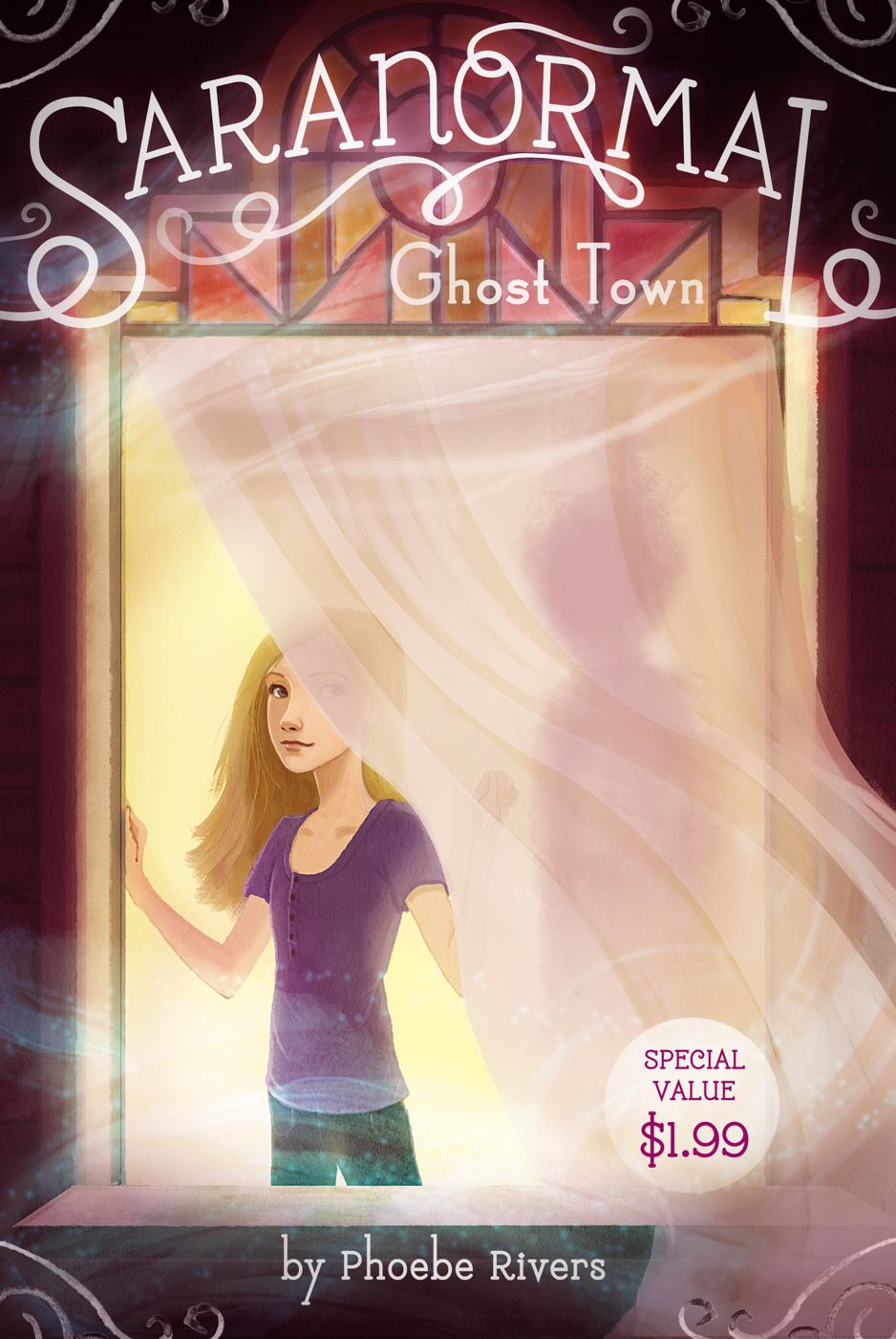 Ghost Town By: Phoebe Rivers