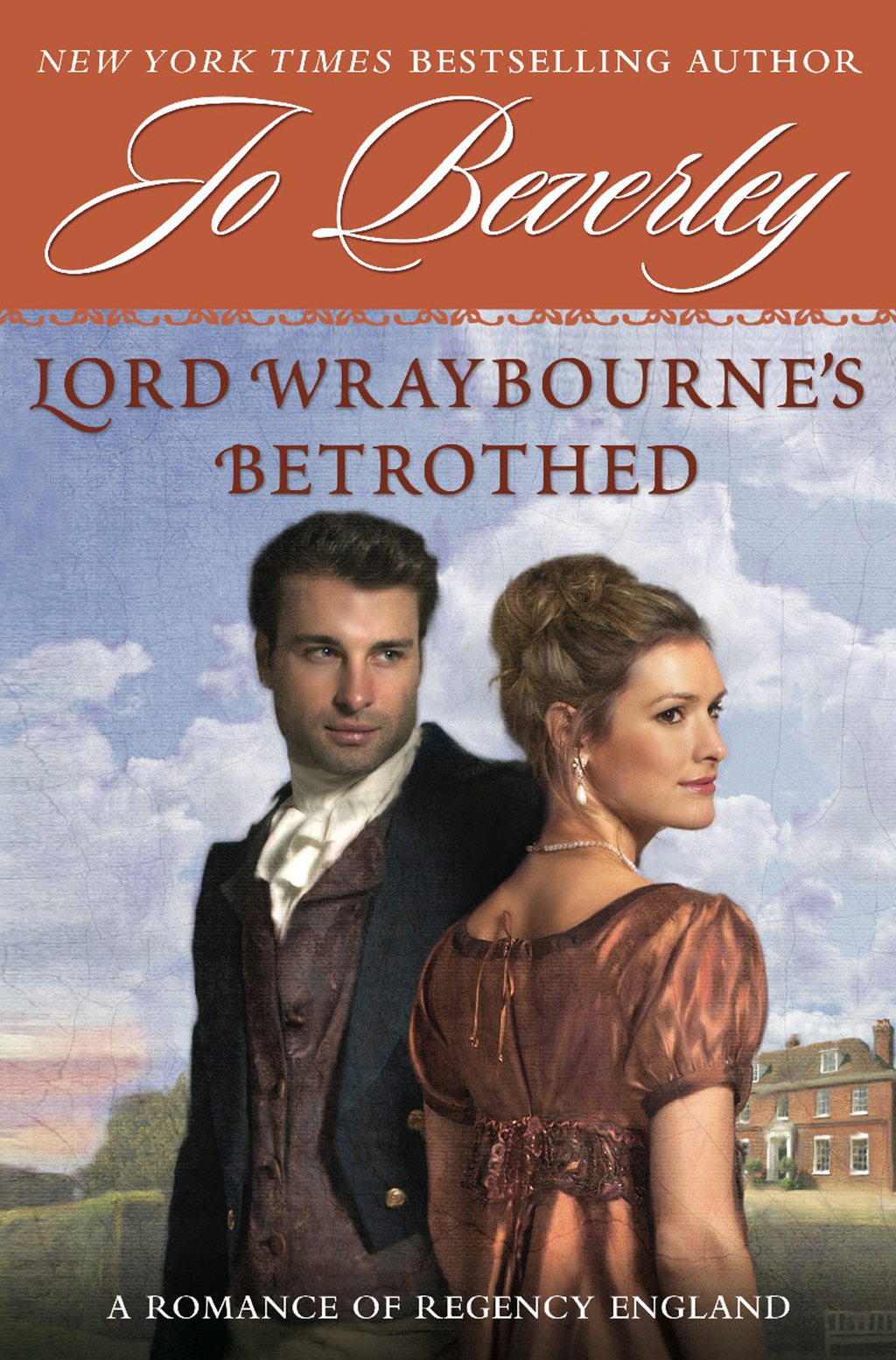 Lord Wraybourne's Betrothed By: Jo Beverley