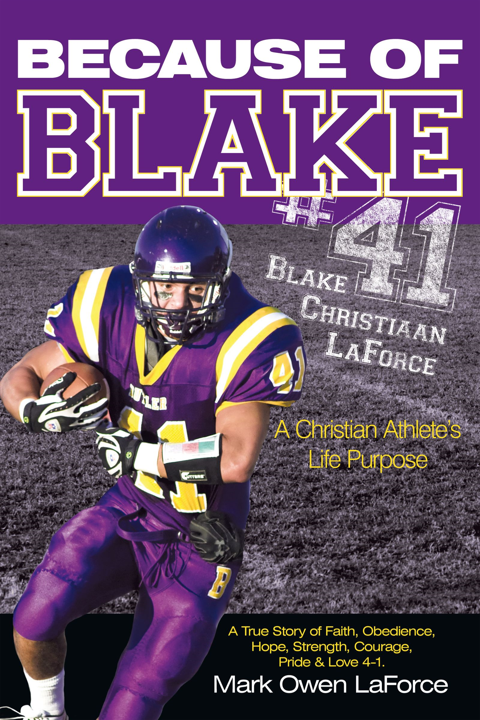 Because of BLAKE, #41