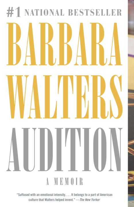 Audition By: Barbara Walters