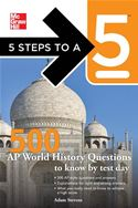 download 5 Steps to a 5 500 AP World History Questions to Know by Test Day book