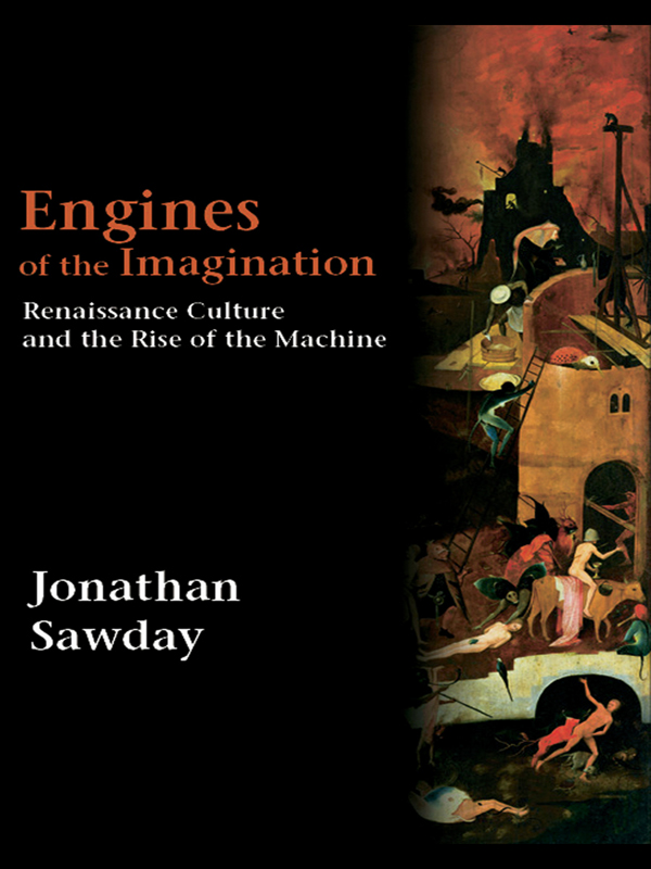 Engines of the Imagination By: Jonathan Sawday