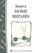 Picture of - Simple Home Repairs