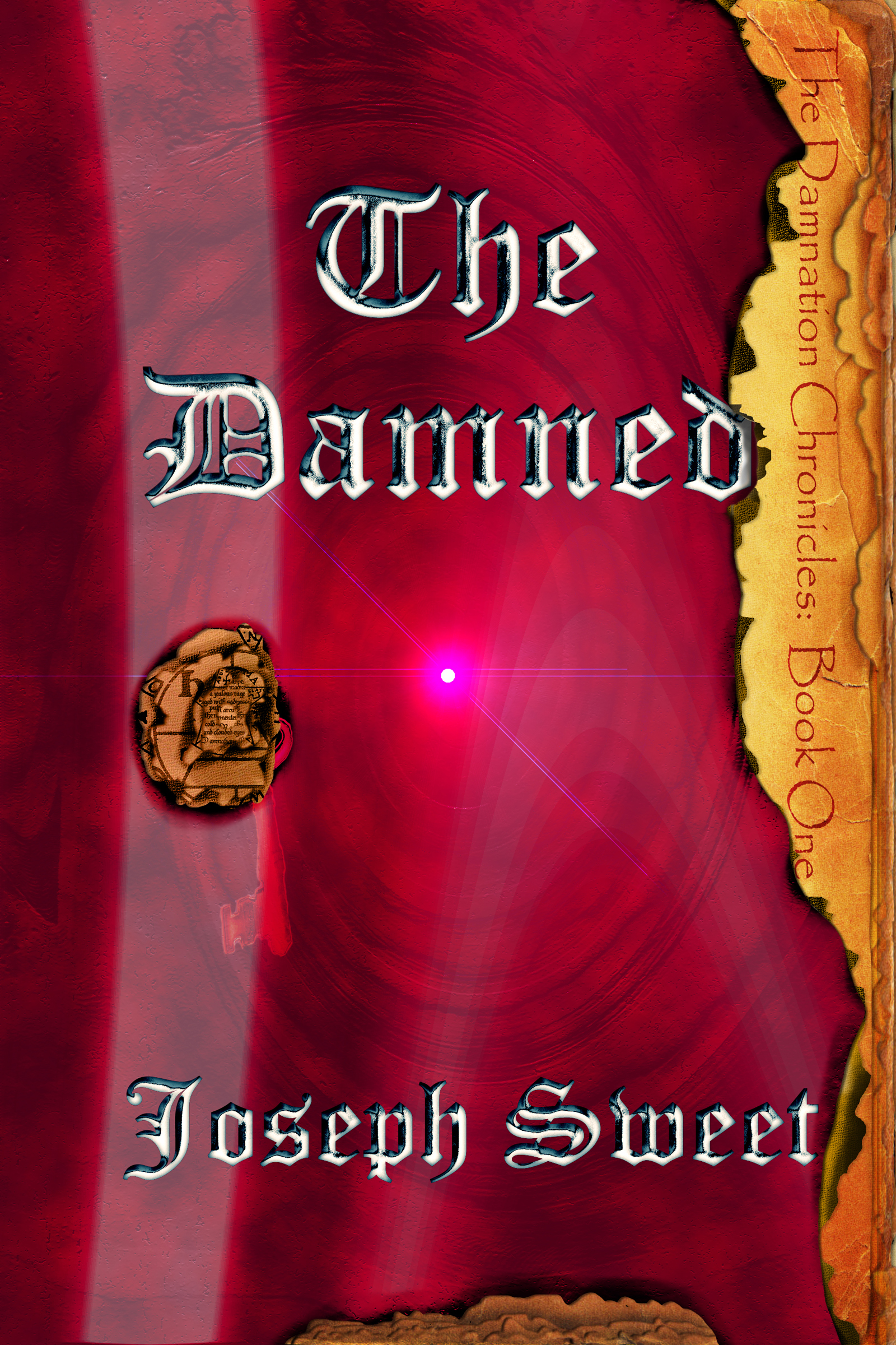 The Damned: The Damnation Chronicles: book 1