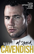 At Speed  by Mark Cavendish, ATENEOEL and ATENEOEL book cover | Buy At Speed from the Bookworld bookstore