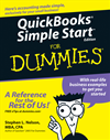 Quickbooks Simple Start For Dummies: