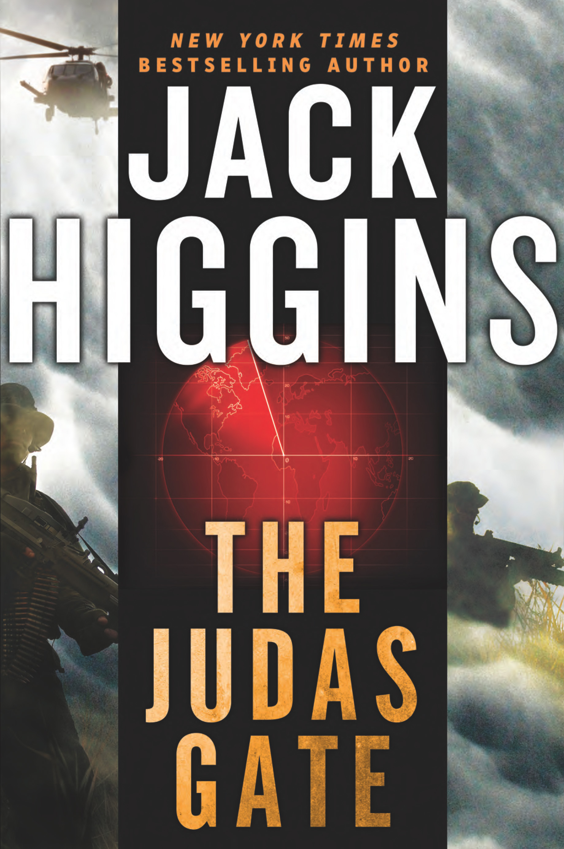 The Judas Gate By: Jack Higgins