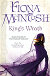 King's Wrath: Valisar Book Three: