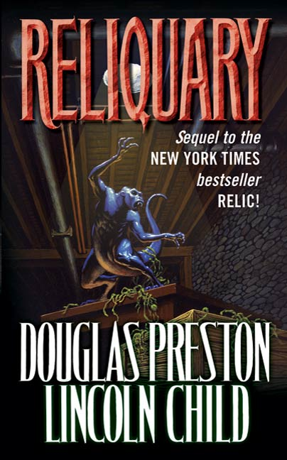 Reliquary By: Douglas Preston,Lincoln Child